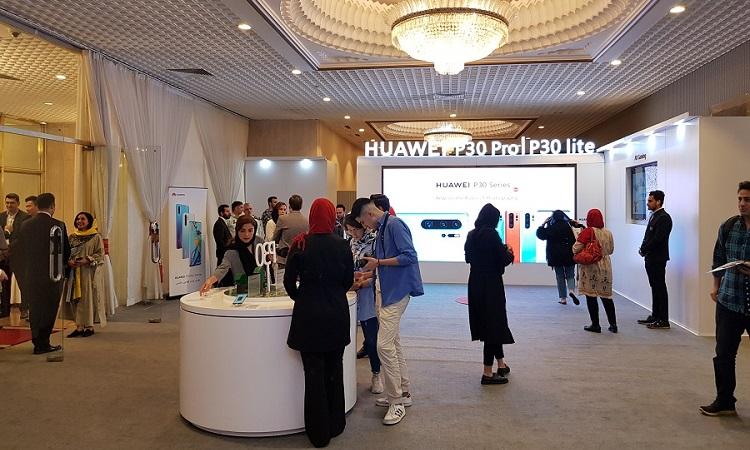گوشیهای سری P30 بطور رسمی در ایران رونمایی شدند