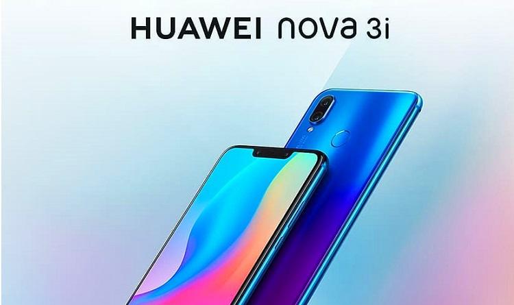 گوشی nova 3i به زودی در فروش آنلاین