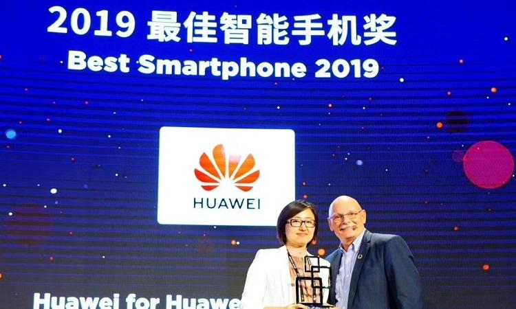 هوآوی P30 پرو برنده جایزه بهترین موبایل 2019 MWC شانگهای