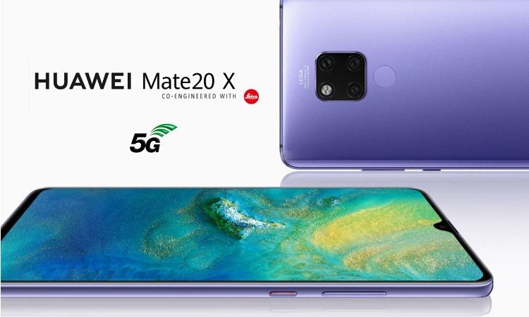 اطلاعات جدیدی از Huawei Mate 20 X 5G
