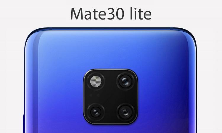مشخصات گوشی جدید هوآوی Mate 30 lite