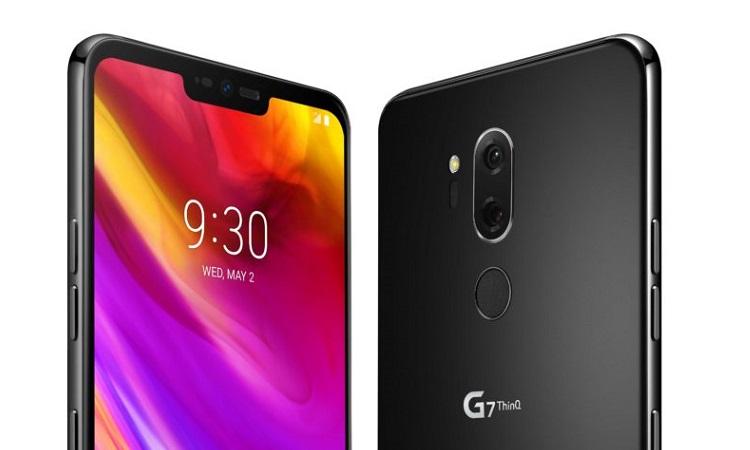 ویژگی های اصلی LG G7 ThinQ